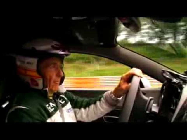 Ultimate <em>Bentley</em> Supersports Continental Derek Bell Nurburging Lap  - New Carjam Radio 2011