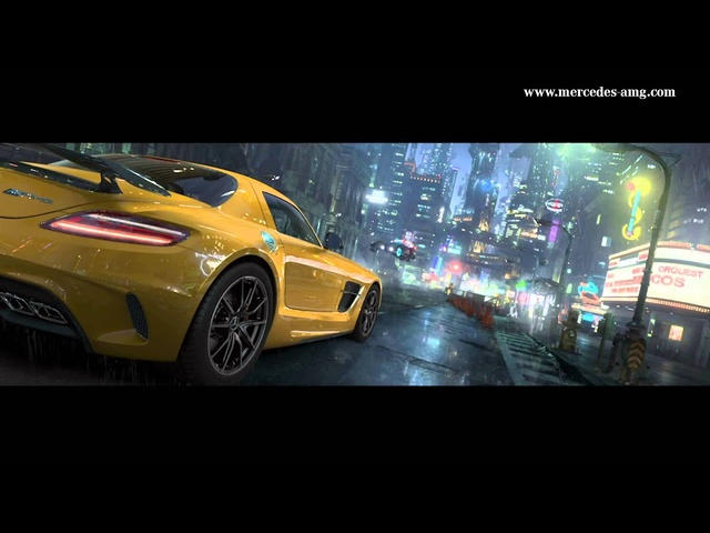 <em>Mercedes</em> SLS AMG Black Series 2013 Commercial Brochure Carjam TV HD Car TV Show