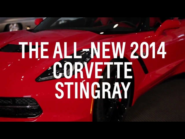 2013 Corvette C7 HD IN Detail Full Engine Start Commercial Stingray C7 2014 Carjam TV