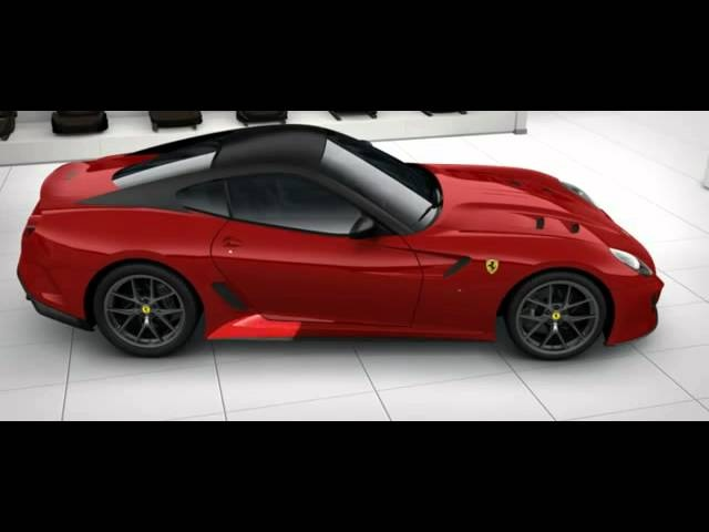 <em>Ferrari</em> 599 GTO 2012 In Detail Commercial - New Carjam Car Radio Show 2012