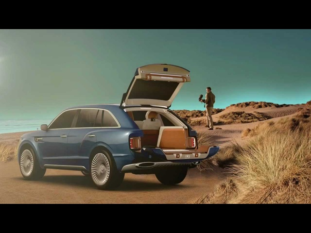 2013 New <em>Bentley</em> SUV EXP 9 F First Commercial - 2013 Carjam TV HD Car TV Show