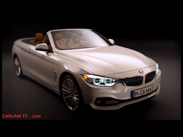 <em>BMW</em> 4 Series Convertible F33 2014 HD In Detail Roof Opening Commercial New 3 Series Carjam TV