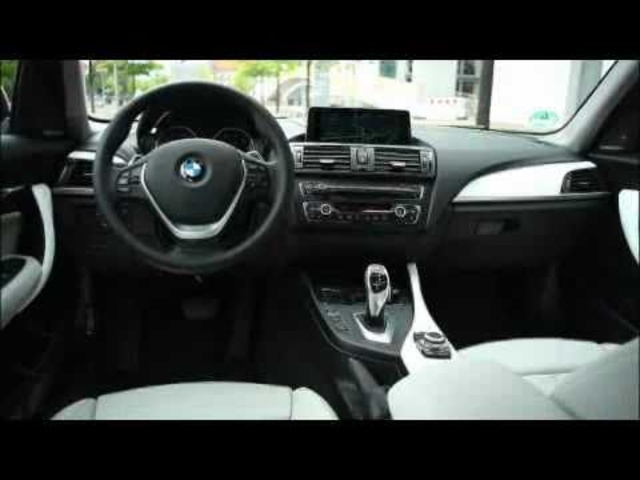 New <em>BMW</em> 1 Series 2011 Interior Detail + Engine Start - Carjam Radio
