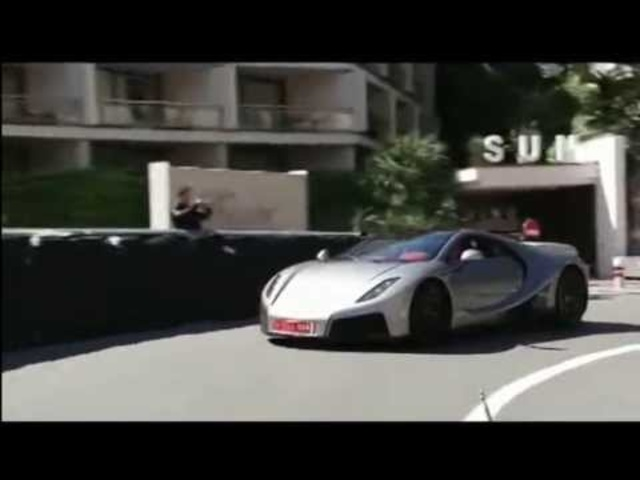 2013 GTA Spano Driving Interior Engine Start Commercial Carjam TV HD