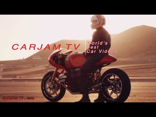 New <em>BMW</em> R 90 S RSD HD Commercial Roland Sands <em>BMW</em> Concept Bike Carjam TV HD 2014
