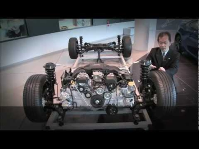 New <em>SUBARU</em> BRZ 2013 In Detail Film Part 1 Commercial Development Movie - Carjam Car TV Show