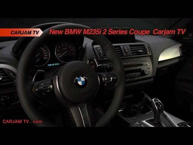 <em>BMW</em> M 235i <em>BMW</em> 2 Series Interior HD 2014 New <em>BMW</em> 2 Series Commercial Carjam TV HD