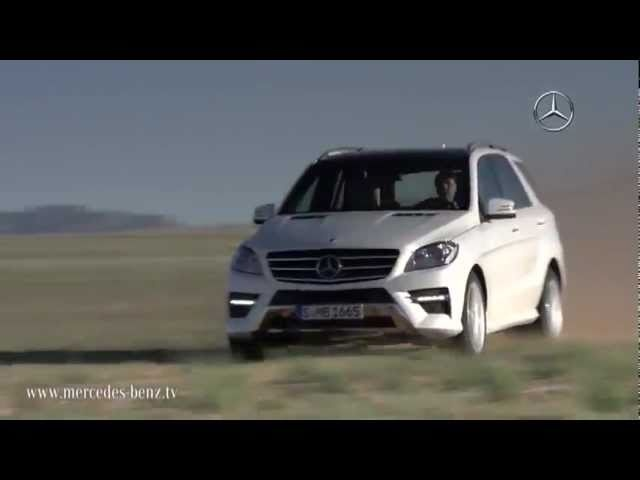 New <em>Mercedes</em> M-Class 2011 in Detail Car TV Ad Commercial - Carjam Radio 2011