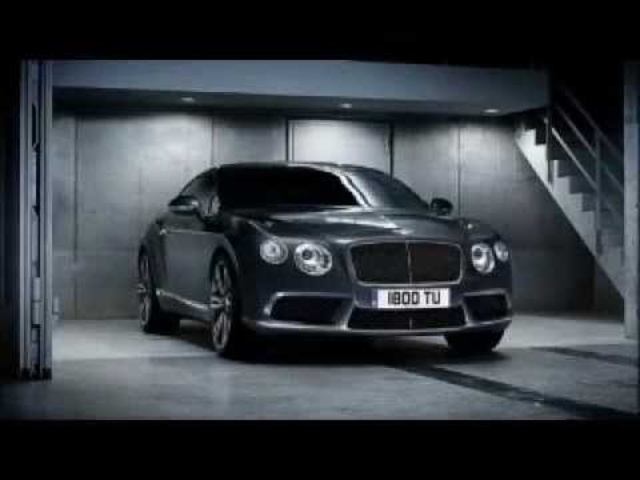 New Bentley GT V8 Continental Commercial 2013 - Carjam TV HD Car TV Show 2013