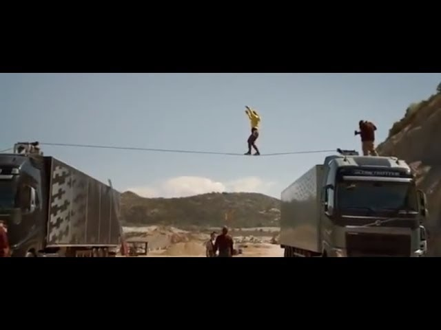 <em>Volvo</em> Trucks Amazing Stunt Ballerina Commercial Carjam TV Car TV Show 2013