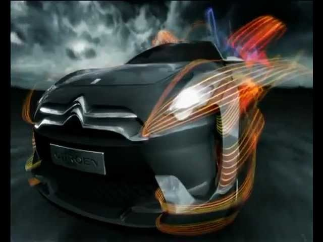 Citroën Hypnos Hybrid Electric Car 2012 Concept Commercial - Carjam Car Radio Show