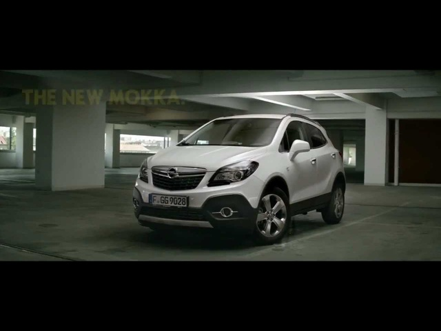 New Buick Encore SUV 2013 Opel Mokka SUV Commercial Carjam TV HD