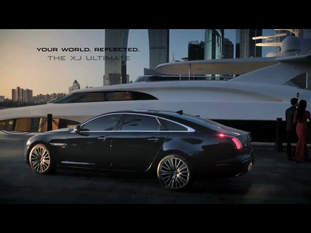 New <em>Jaguar</em> XJ 2013 Ultimate Commercial Your World, Reflected Carjam TV HD Car TV Show