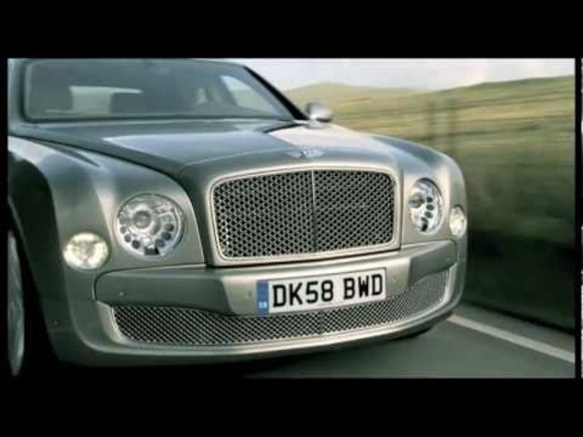 New <em>Bentley</em> Mulsanne 2009 Beautiful Launch Film. World Premiere. CARJAM TV