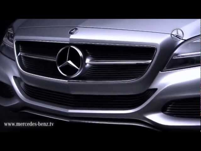 Carjam: New Mercedes CLS Shooting Brake 2011 / 2012