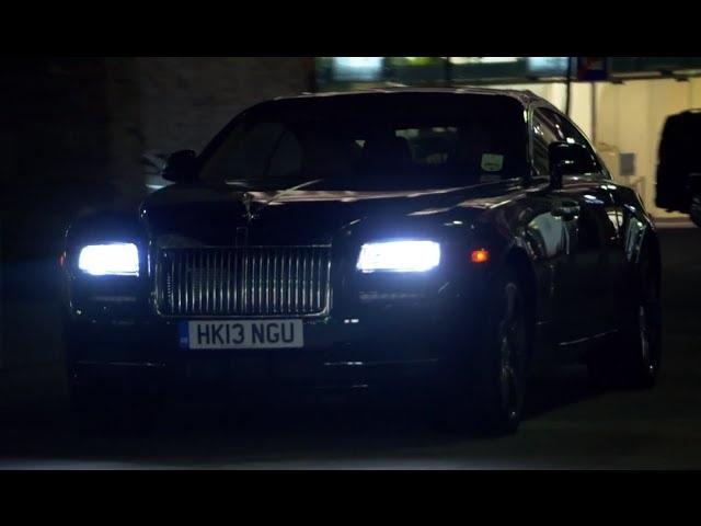 Rolls Royce Wraith Coupe HD 2014 London Supercars Commercial Carjam TV HD Car Show