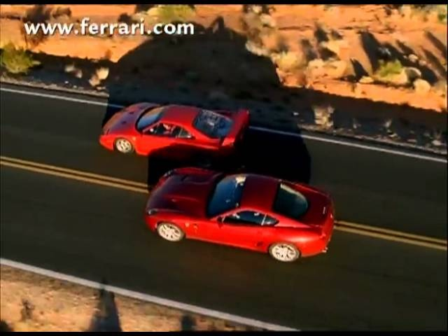 <em>Ferrari</em> 599 Vs F40 <em>Ferrari</em> Drag Race Official Cool Commercial 2012 - Carjam Radio Show 2012