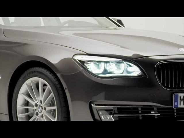 New BMW 7 Series 2012 2013 Commercial Part 1 Design 2012 - Carjam Radio Show