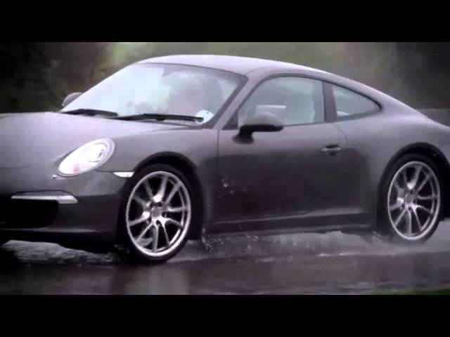 Porsche 911 C4 991 2013 Road Test Carrera 4 Performance Commercial Carjam TV HD Car TV Show