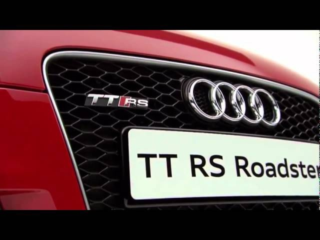 New <em>Audi</em> TT RS Roadster 2011 TV Ad Car Commercial - Carjam Radio
