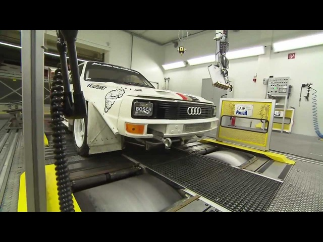 Audi Quattro S1 Commercial In Detail Testing Pikes Peak 2012 - Carjam Car TV Show