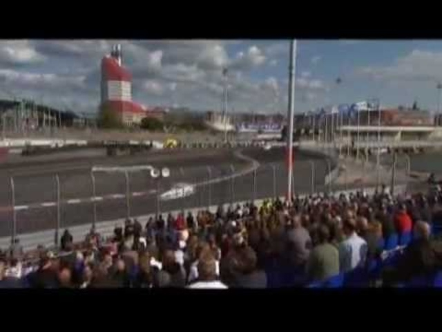 ☆ New Volvo C30 STCC 2011 Gothenburg Green City Racing - Carjam Radio