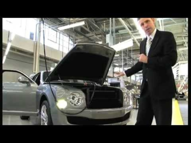 Creating A <em>Bentley</em> Mulsanne Part 5/6 Carjam TV 2013 Car TV Show