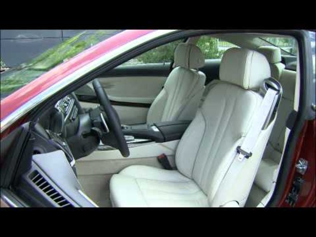 New <em>BMW</em> 6 Series 2011 - Interior Detail + Engine Start - Carjam Radio