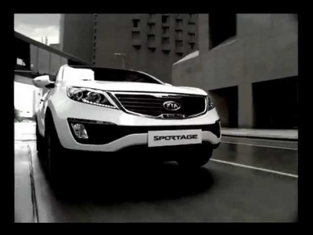 New <em>Kia</em> Sportage 2011 Car Commercial - Carjam Radio