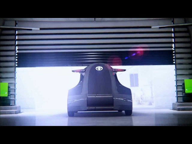 2013 <em>Toyota</em> Fun Vii Concept Car Commercial Carjam TV HD Car TV Show