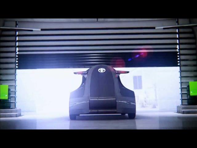 2013 Toyota Fun Vii Concept Car Commercial Carjam TV HD Car TV Show