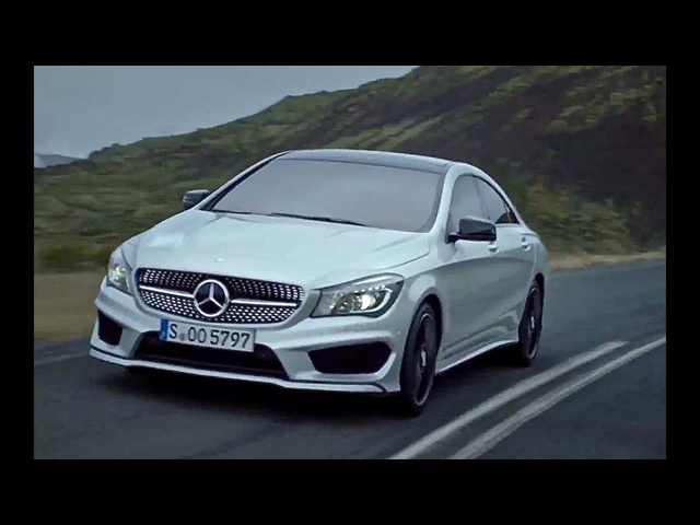 2013 New <em>Mercedes</em> CLA In Detail First Commercial New Coupe 2014 Carjam TV HD Car TV Show