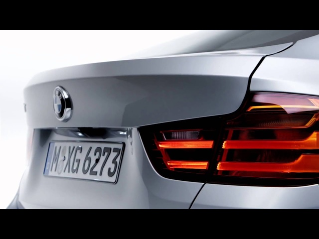 2013 <em>BMW</em> 3 Series All New GT Gran Turismo In Detail First Commercial Carjam TV HD Car TV Show