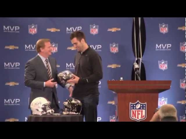 Joe Flacco MVP Wins New Corvette 2013 Superbowl Commercial Carjam TV HD Car TV Show