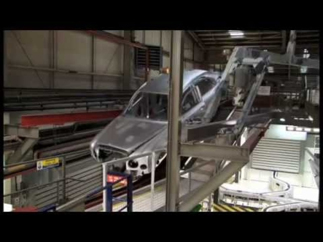 Creating A Bentley Mulsanne Part 1/6 Carjam TV 2013 Car TV Show