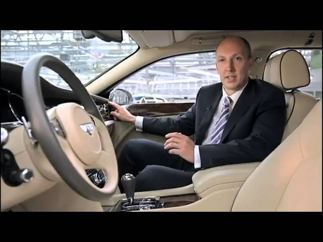 <em>Bentley</em> Mulsanne 2013 Walk Around Interior In Detail Commercial Carjam TV HD Car TV Show 2013