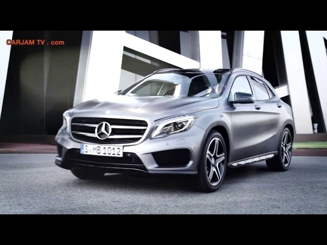 2014 <em>Mercedes</em> GLA 4matic All New Model HD First Commercial Carjam TV HD