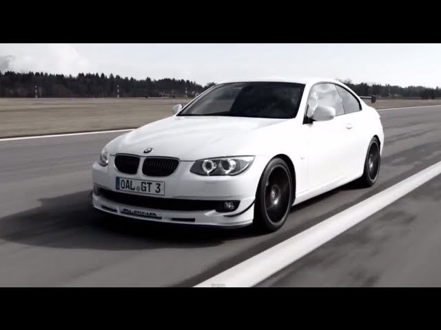 <em>BMW</em> M3 ALPINA B3 GT3 Limited 99 Sexy Commercial Carjam TV Car TV Show HD 2013