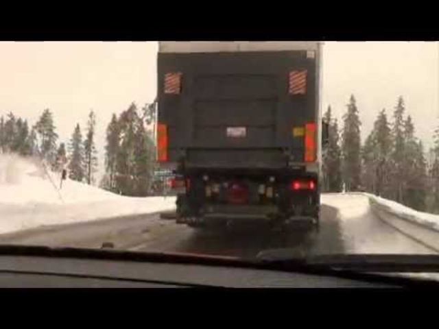 Self Driving Car Road Train by <em>Volvo</em> Commercial 2011 - Carjam Radio