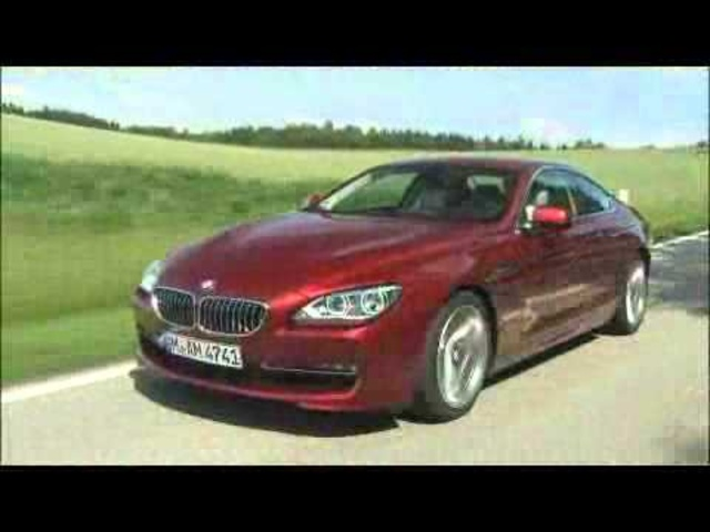 New <em>BMW</em> 6 Series 2011 - Driving In Detail - Carjam Radio