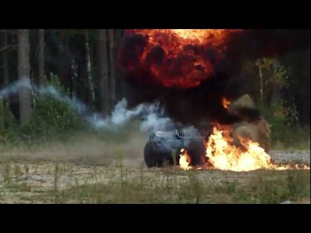 ☆ <em>BMW</em> Security Vehicles. Training Car Commercial 2011 - Carjam Radio