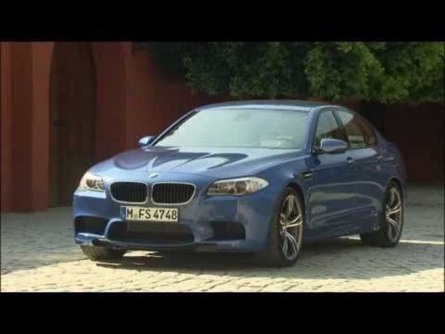 New <em>BMW</em> M5 F10 Beauty Shots On Road Sound Spanish Stables Commercial - 2013 Carjam TV HD Car TV Show