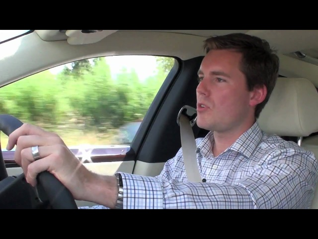 Rolls Royce Ghost 2011 Review Driving Interior Goodwood  CARJAM TV