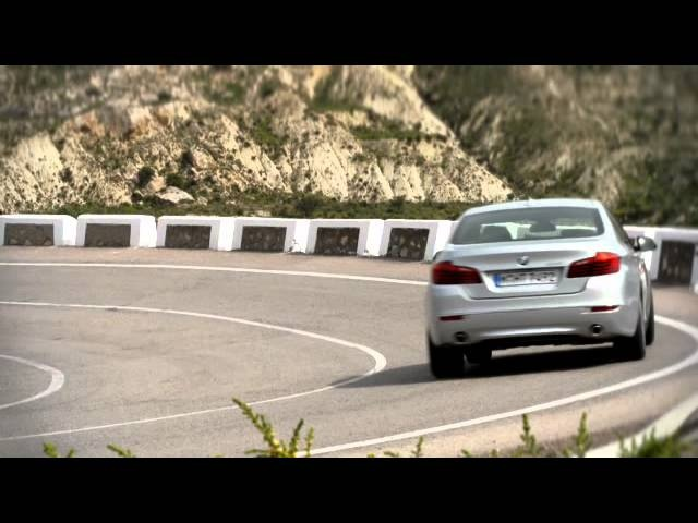 2014 <em>BMW</em> 5 Series + Touring + Gran Tourismo New F10 F11 F07 Commercial Carjam TV HD