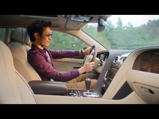 2013 New <em>Bentley</em> Flying Spur First Commercial 2013 Carjam TV HD Car TV Show