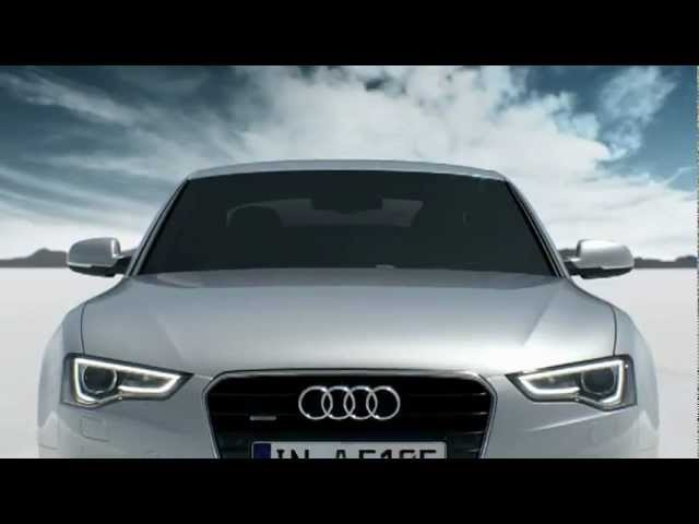 <em>Audi</em> A5 New Commercial Sharper Drive - Carjam TV HD Car TV Show 2013