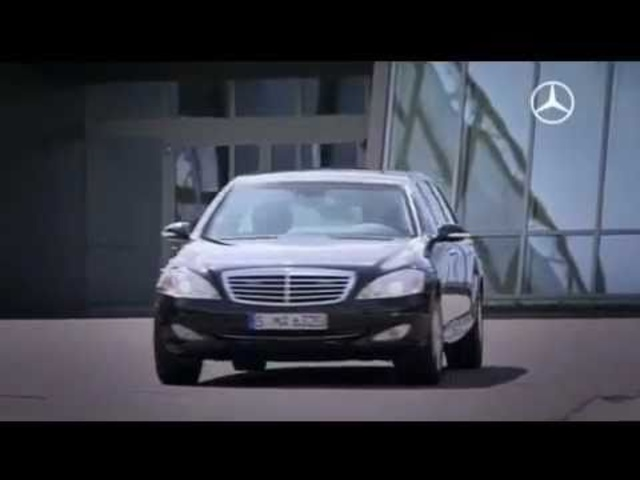 Mercedes S 600 Pullman Guard Armoured Limo Commercial 2011 - Carjam Car Show TV