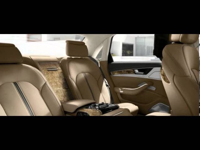 <em>Audi</em> A8 2013 Interior Detail Commercial 2013 Carjam TV