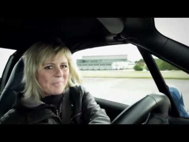 Sabine Schmitz Having Fun In Her BMW M5 Queen of the Nürburgring Video CARJAM TV