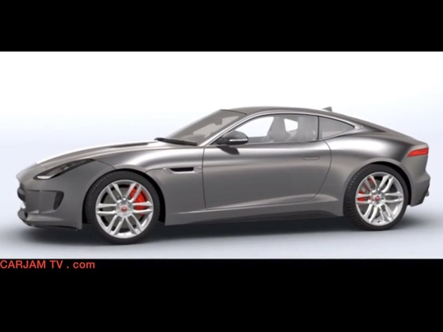 <em>Jaguar</em> F-Type R Coupé HD 2014 Design Commercial Carjam TV HD Car TV Show